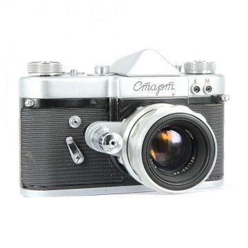 СТАРТ + Гелиос-44 58mm/2,0 (комплект)