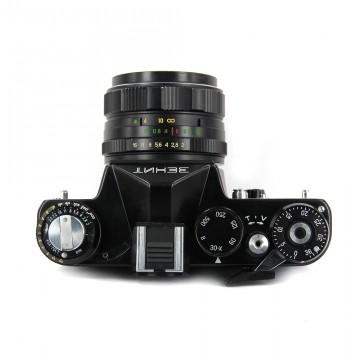 ЗЕНИТ-11 + Гелиос-44М-4 58mm/2,0