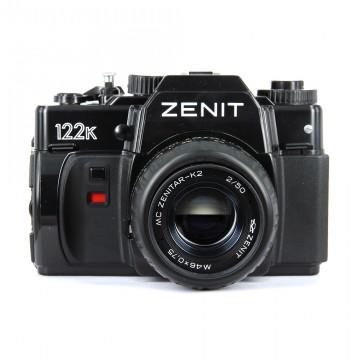 ЗЕНИТ-122К + МС Зенитар-К2 50mm/2,0
