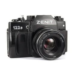 ЗЕНИТ-122В + Гелиос 44М-4 58mm/2,0