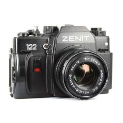 ЗЕНИТ-122  50 ЛЕТ ПОБЕДЫ + Гелиос-44М-6